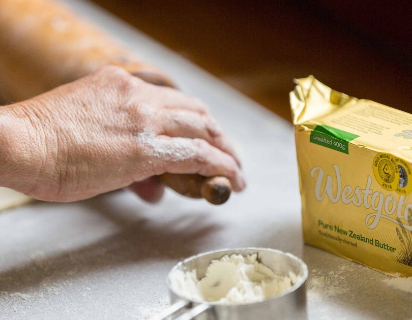 westland milk products westgold butter pastry making